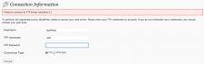 WordPress can't write to .htdocs file